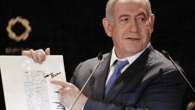 Netanyahu Trump nome paese Israele