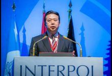 interpol cina tangenti