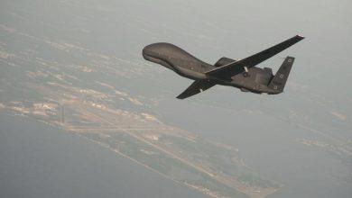iran usa drone
