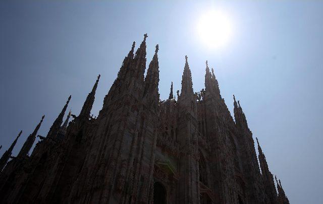 Milano e consumo record energia elettrica - Foto ANSA