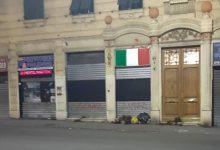 Genova Casapound Letame