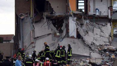 gorizia palazzo esploso