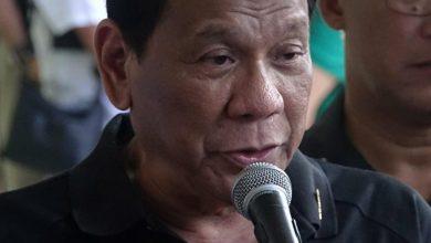 Presidente Filippine Gay Rodrigo Duterte
