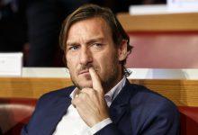 Francesco Totti Roma news