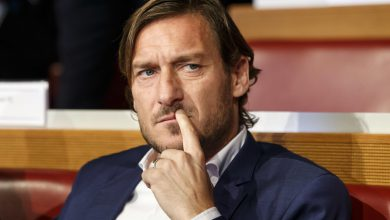 Francesco Totti Roma news