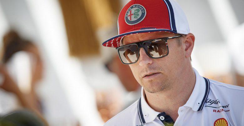 F1 Kimi Raikkonen
