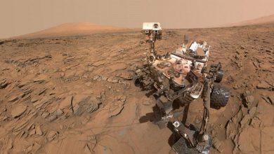 Marte, Il Rover Curiosity della Nasa