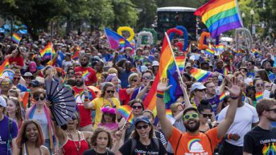 Gay Pride a Washington
