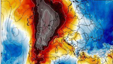 ondata di caldo-africano