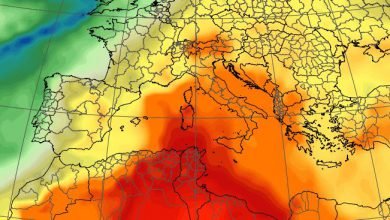 caldo africano temperature città calde