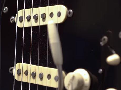 chitarra asta pink floyd