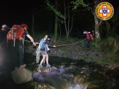 incidenti in montagna