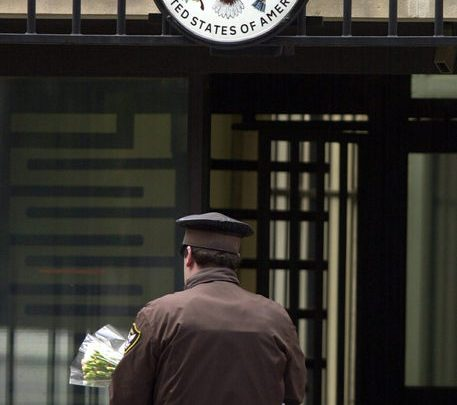 Bruxelles ambasciata USA