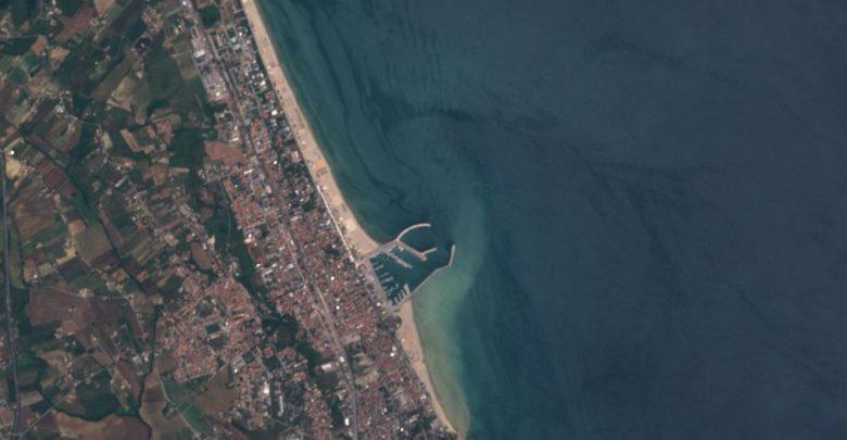disperso in mare giulianova materassino