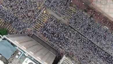 hong kong cina estradizione protesta
