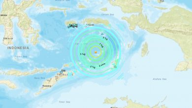 indonesia terremoto oggi