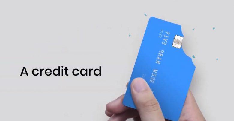 microplastiche carta di credito plastica