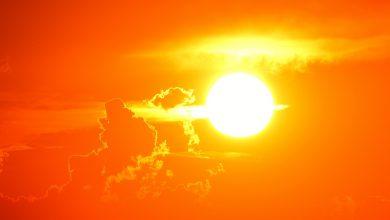 meteo caldo estate sole