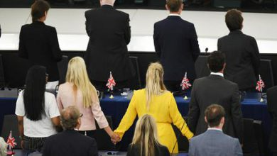 Ue, l'inaugurazione del nuovo Parlamento boicottata dai deputati Brexit