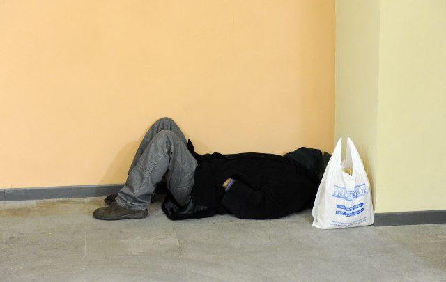senzatetto verona