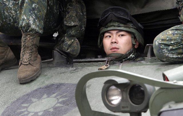 usa armi Taiwan