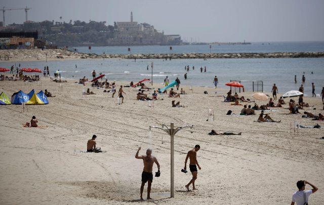 Israele caldo