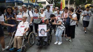 Hong Kong anziani