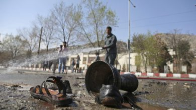 afghanistan esplosione kabul