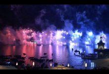 venezia fuochi video
