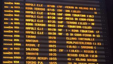 treni firenze roma situazione