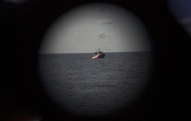 peschereccio italiano libia