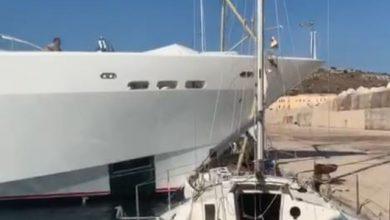 Santa Maria di Leuca yacht si schianta