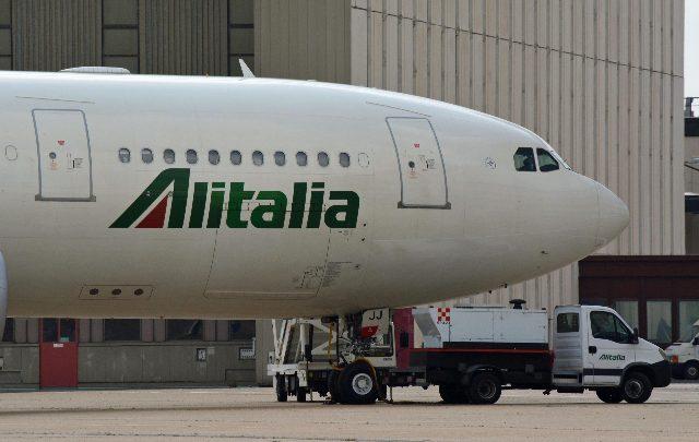 Alitalia sciopero