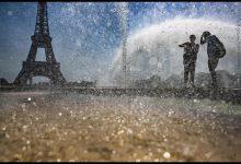 caldo record parigi