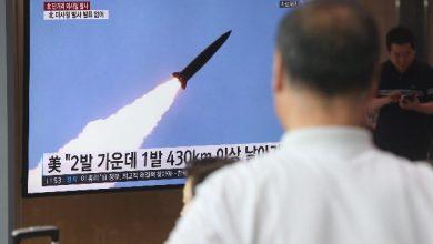 Missili Kim Jong-un - Foto ANSA