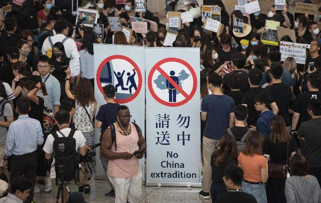 Hong Kong - Foto ANSA