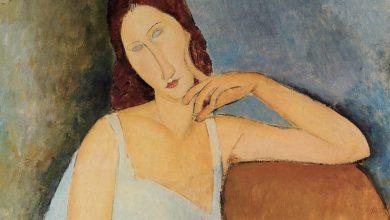 Modigliani Jeanne Hebuterne