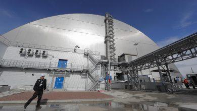 Chernobyl oggi scudo reattore 4