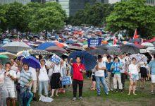 hong kong protesta
