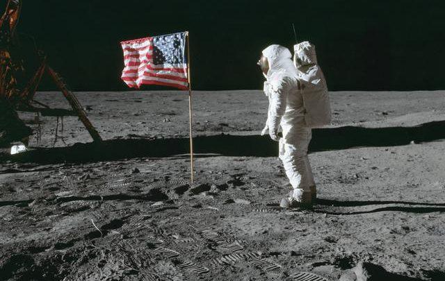 NASA 50 anni uomo sulla luna