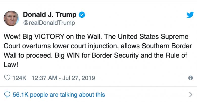 Muro con il Messico