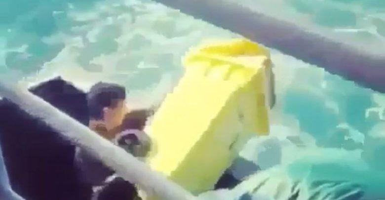 VIDEO plastica oceani