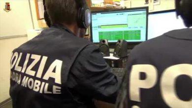 mafia nigeriana polizia
