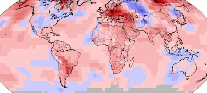 giugno 2019 caldo record mese