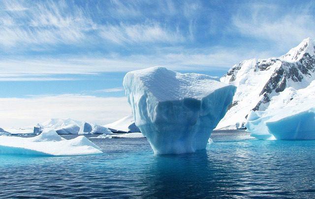 ghiacciaio antartide
