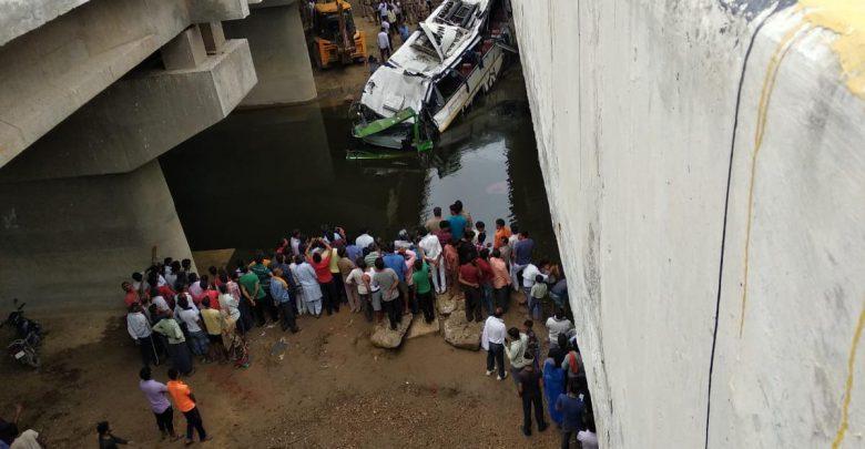 india incidente bus