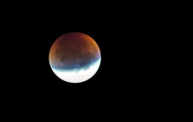 eclissi luna 2019