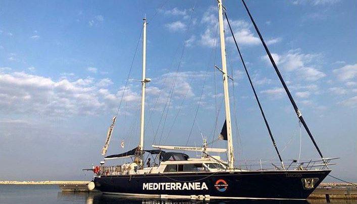 migranti mediterranea alex