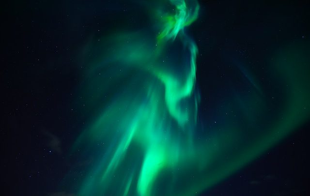 tempesta geomagnetica aurora boreale