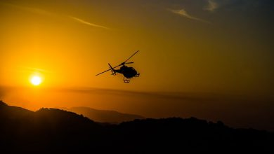 elicottero livorno